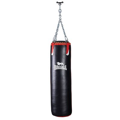 Lonsdale L-Core Extra Heavy Leather Punch Bag hq