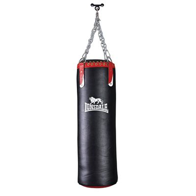 Lonsdale L-Core Heavy Leather Punch Bag hq