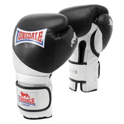 Lonsdale L-Core Mk II Training Gloves with Hook and Loop SS14