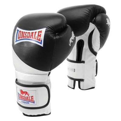 Lonsdale L-Core Mk II Training Gloves with Hook and Loop