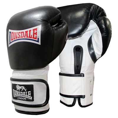 Lonsdale L-Core Mk II Training Gloves with Hook and Loop SS16
