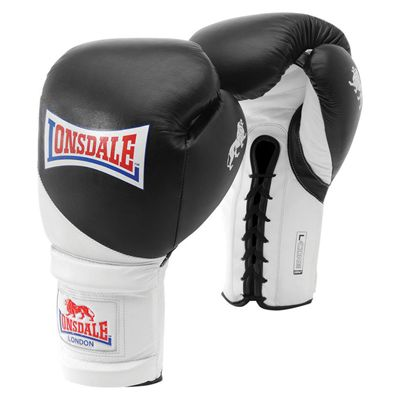 Lonsdale L-Core Mk II Training Gloves with LacesLonsdale L-Core Mk II Training Gloves with Laces