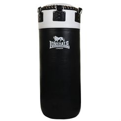 Lonsdale Punch Bags Leather Punch Bags Pu Punch Bags