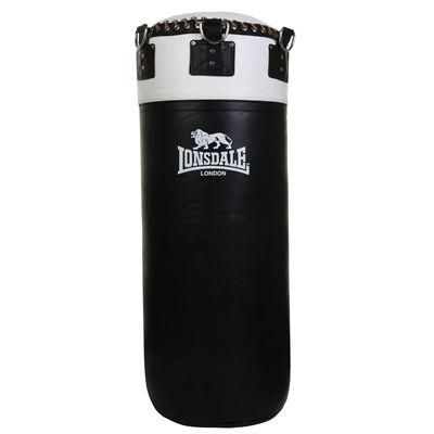 Lonsdale L60 Big Daddy Punch Bag - Black
