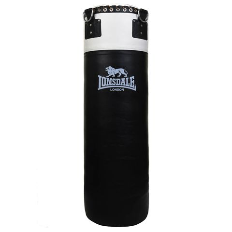 Lonsdale L60 4ft Extra Heavy Leather Punch Bag