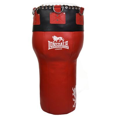 Lonsdale L60 Leather Angle Punch Bag