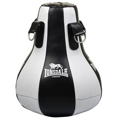 Lonsdale L60 Leather Maize Bag