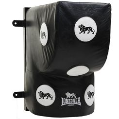 Lonsdale L60 Leather Wall Mounted Striking Bag