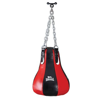 Lonsdale Leather Maize Bag