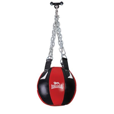 Lonsdale Leather Snatcher Bag