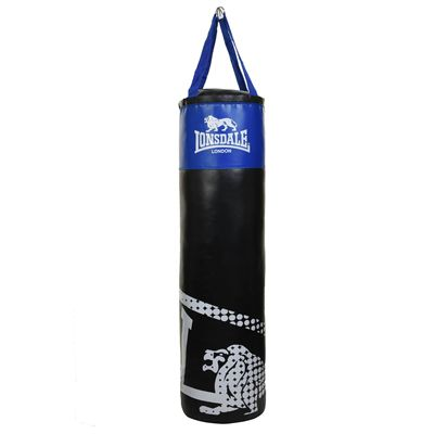 Lonsdale Lion 4ft PU Punch Bag