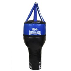 Lonsdale Lion Angle PU Punch Bag