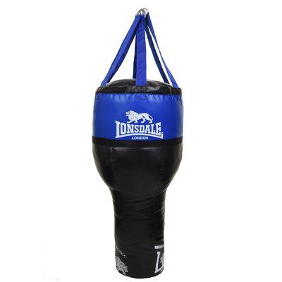 Lonsdale Lion Angle PU Punch Bag