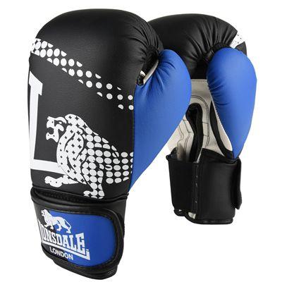 Lonsdale Lion Spar Hook and Loop Training Gloves