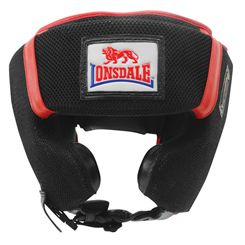 Lonsdale M-Core Sparring Headguard