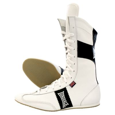 Lonsdale Original Leather Boxing Boots