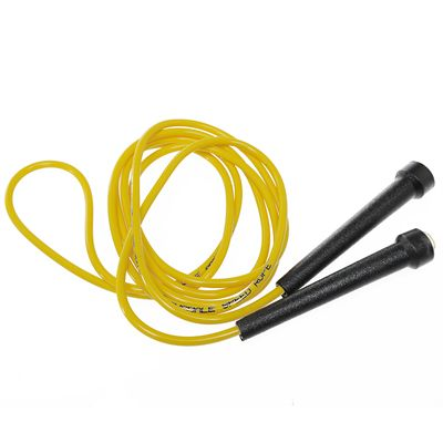 Lonsdale Plastic Speed Rope - Yellow