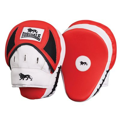Lonsdale Pro Curved Hook and Jab Pads