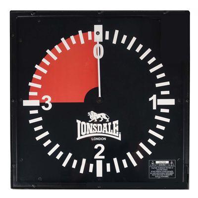 Lonsdale Pro Gym Clock Timer 2018