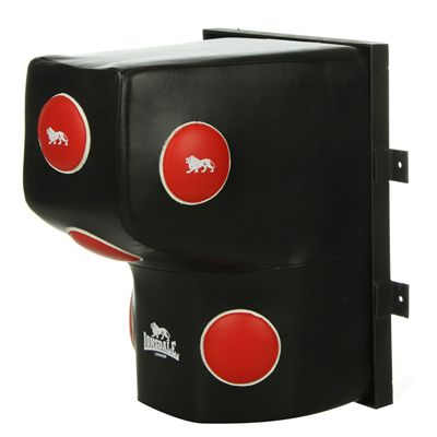 Lonsdale Pro PU Wall Mount Striking Bag - Main Image