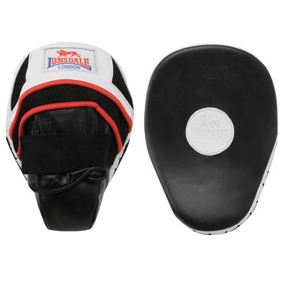 Lonsdale Super Pro Curved Hook and Jab Pads Image