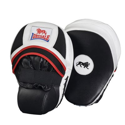 Lonsdale Super Pro Heavy Hitter Power Hook and Jap Pads