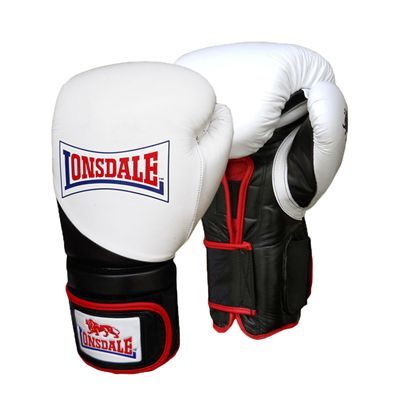 Lonsdale Super Pro I-CORE Training Glove Hook Loop