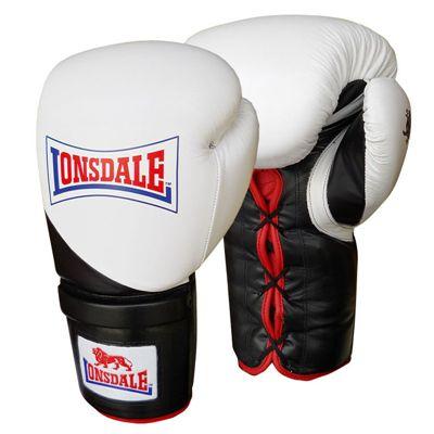 Lonsdale Super Pro I-CORE Training Glove Lace Up