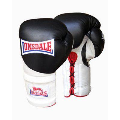Lonsdale Super Pro L-CORE Training Glove Lace Up