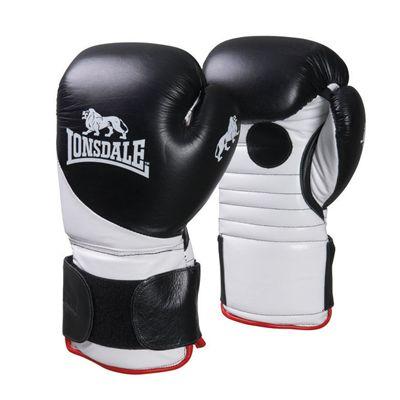 Lonsdale Super Pro Speed Coach Spar Gloves