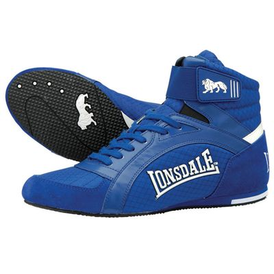 Lonsdale Swift Junior Boxing Boots - Blue