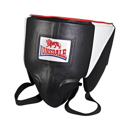 Lonsdale Traditional Super Pro Groin Guard