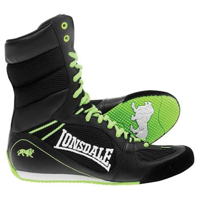 Lonsdale Typhoon High Boxing Boots