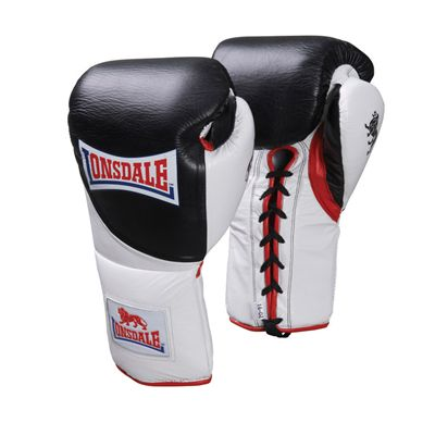 Lonsdale Ultimate Pro Fight Training Glove Lace Up