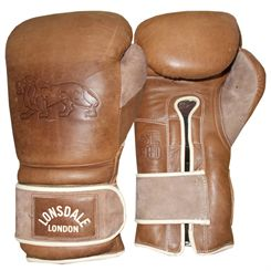 Lonsdale Vintage Training Gloves