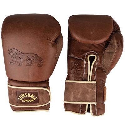Lonsdale Vintage Training Gloves