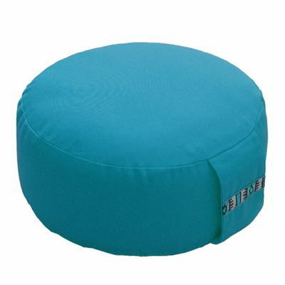 Lotus Design 10cm Basic Meditation Cushion - Turquoise