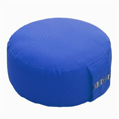 Lotus Design 10cm Basic Meditation Cushion - Navy