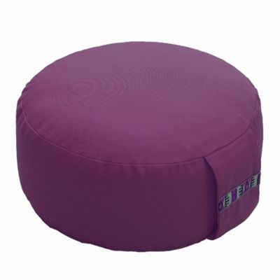 Lotus Design 10cm Basic Meditation Cushion - Lilac