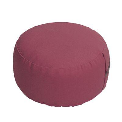 Lotus Design Basic Meditation Cushion - 14cm - Burgundy