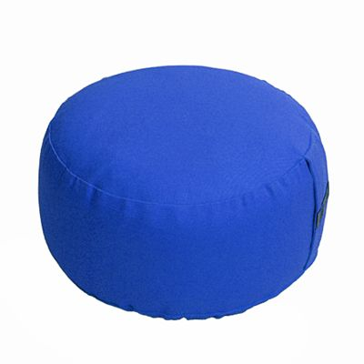Lotus Design Basic Meditation Cushion - 14cm - Navy
