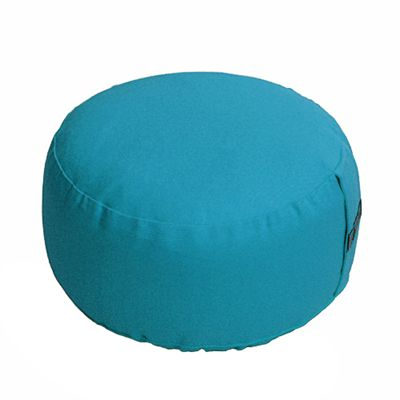 Lotus Design Basic Meditation Cushion - 14cm - Turquoise