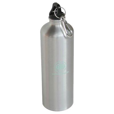 Lotus Design 750ml Aluminum Bottle - Image
