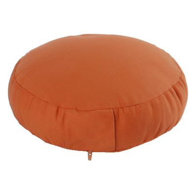 Lotus Design 14cm Classic Meditation Cushion with Zipper