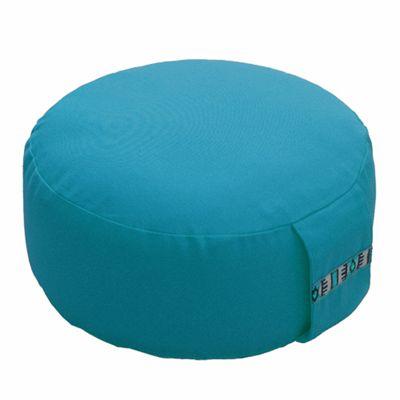Lotus Design 12cm Basic Meditation Cushion - Turquoise