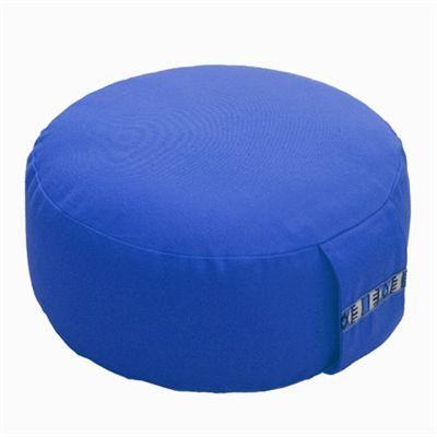 Lotus Design 12cm Basic Meditation Cushion - Navy