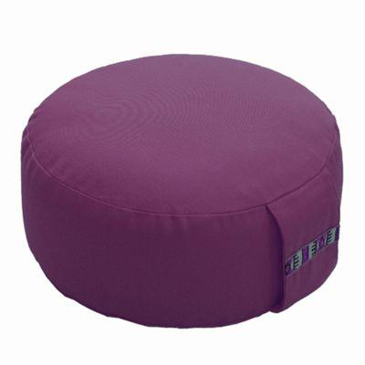 Lotus Design 12cm Basic Meditation Cushion - Lilac