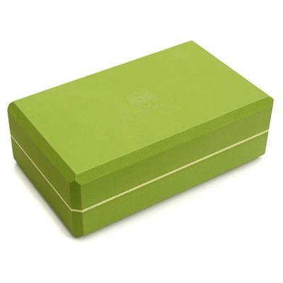Lotus Design EVA Yoga Block - Green