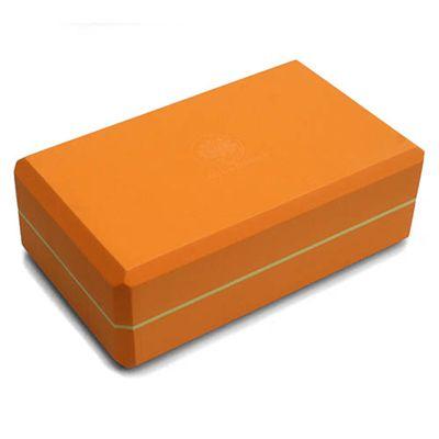 Lotus Design EVA Yoga Block - Orange