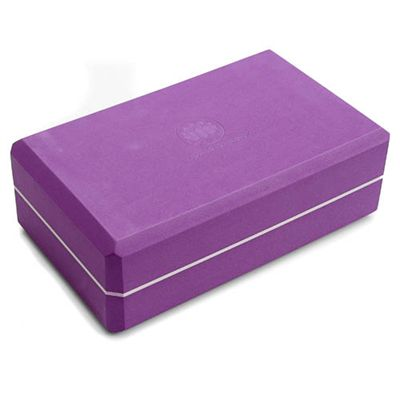 Lotus Design EVA Yoga Block - Purple